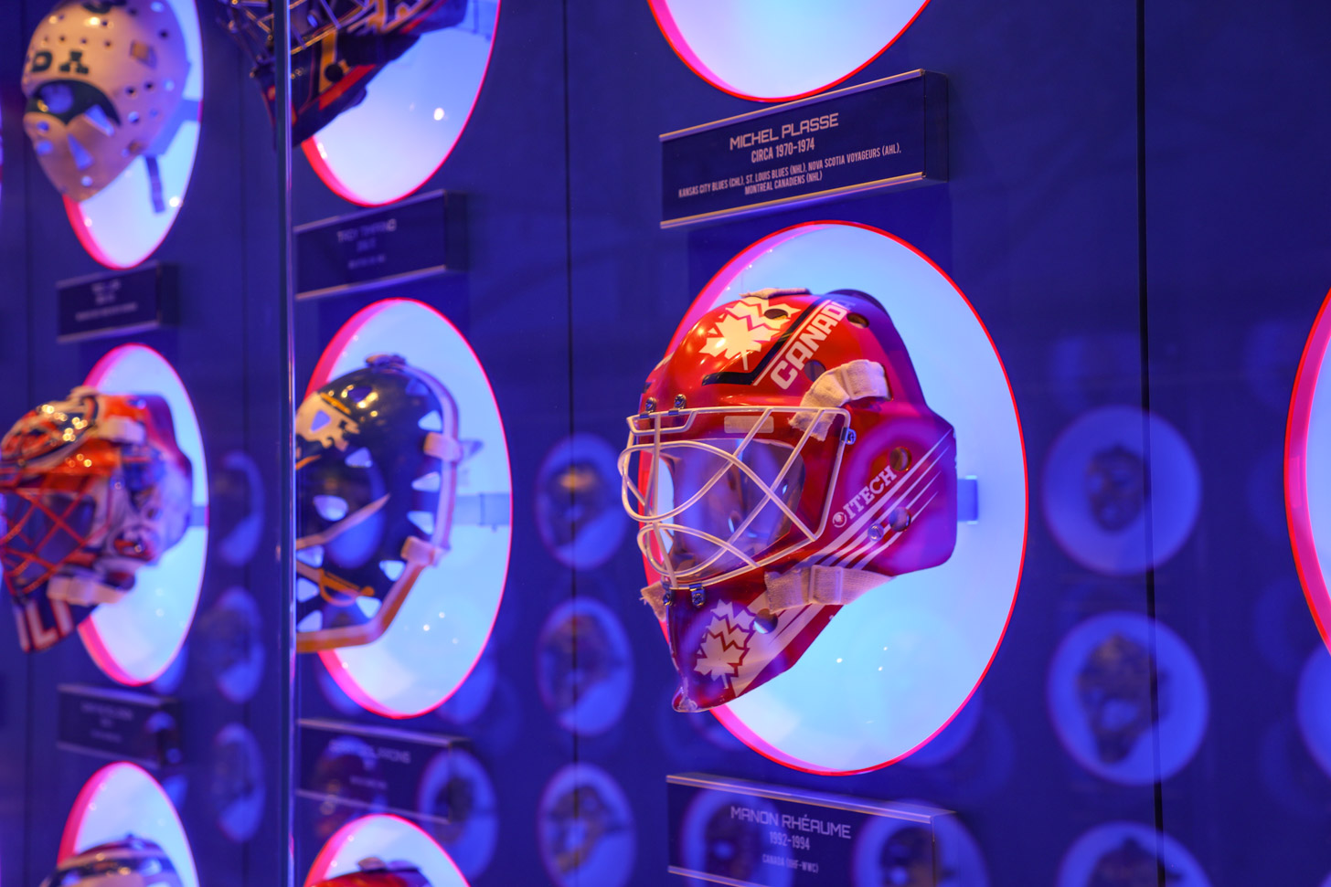 ijshockey is de nummer 1 sport in Canada