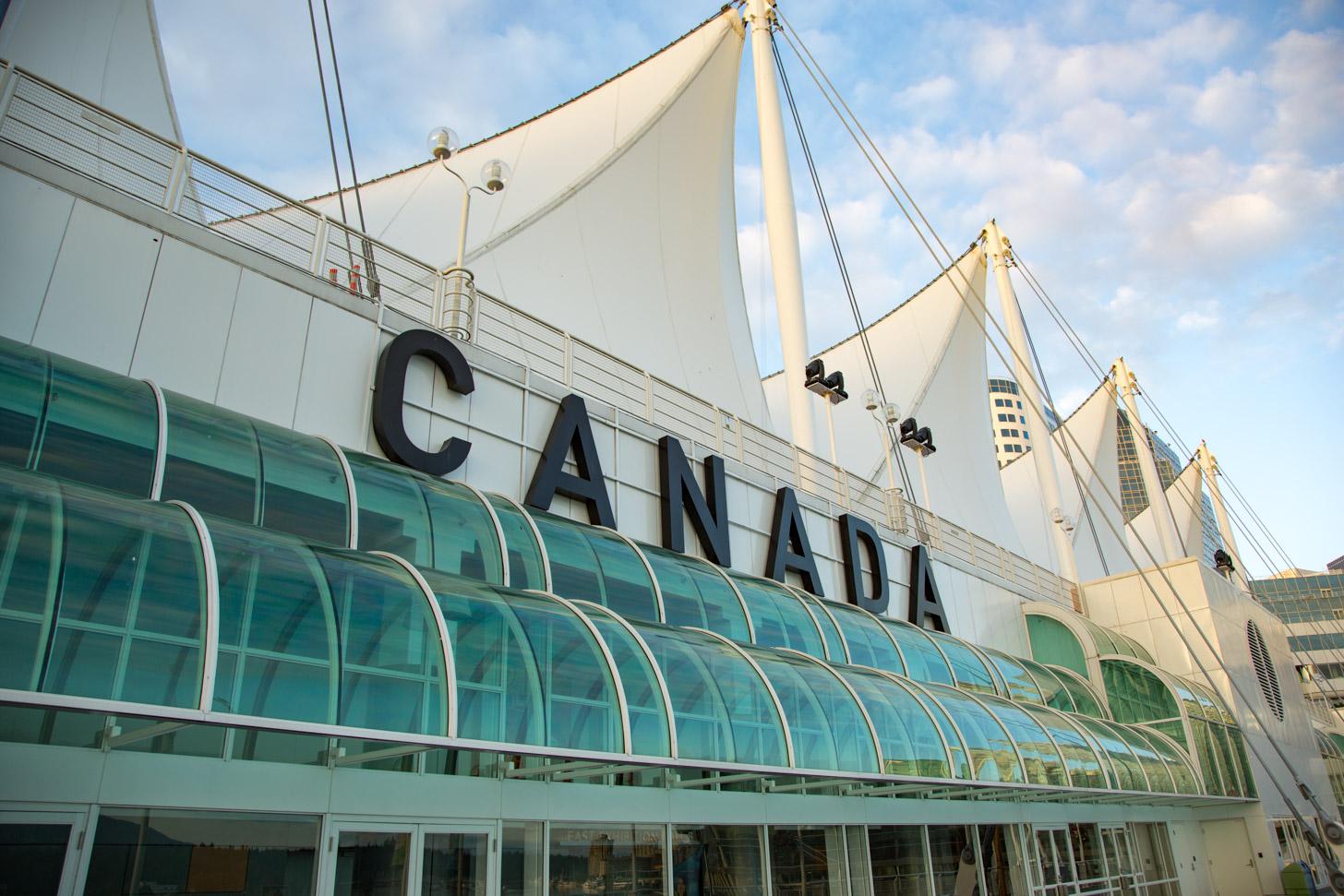 Welkom in Canada!